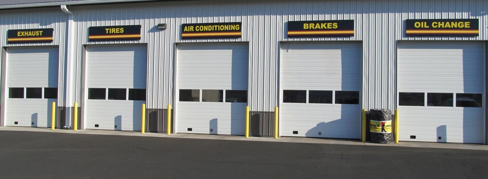 Your trusted source for commercial doors.