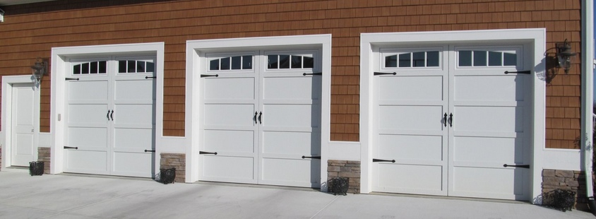 Wolfe Point | Garage Door Projects by Overhead Door of Delmar